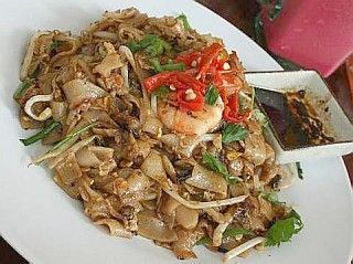 Penang Char Kuey Teow | Asian hawkers food | Pinterest
