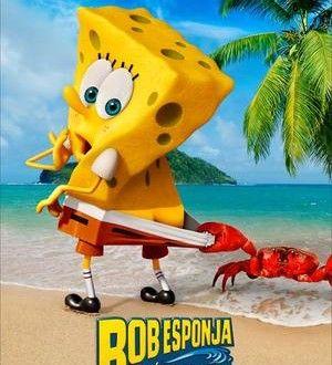 Bob Esponja: Un héroe fuera del agua - Mega Trailer Online