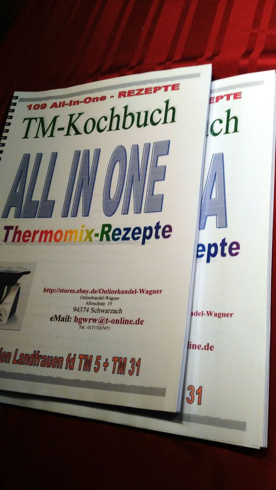 thermomix rezepte kochb cher landfrauen varoma all in. Black Bedroom Furniture Sets. Home Design Ideas