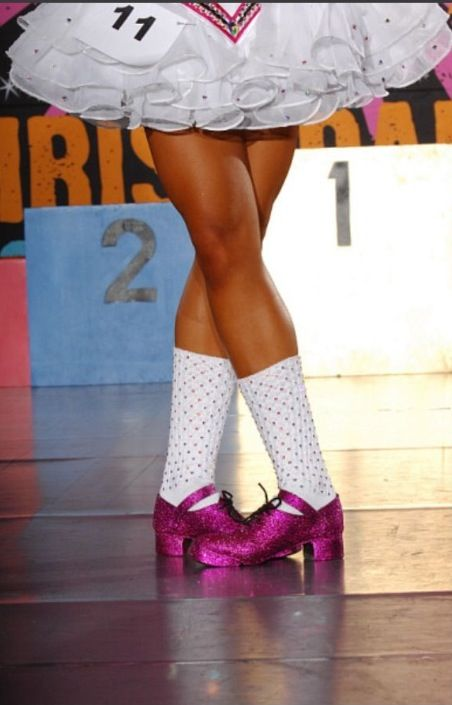 Love these hard shoes!!! I want pink sparkley hard shoes