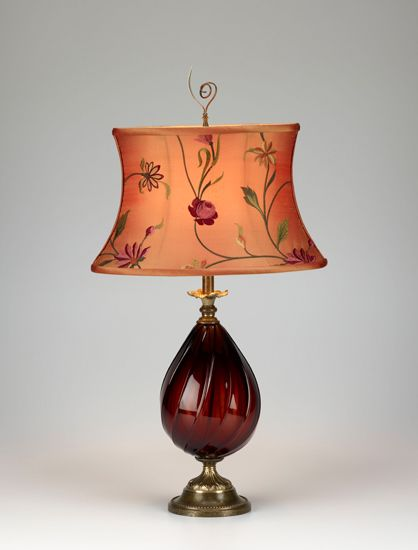 99 Best Images About Lamp Shades On Pinterest Embroidered Flowers Old Lamp Shades And Lace Lamp