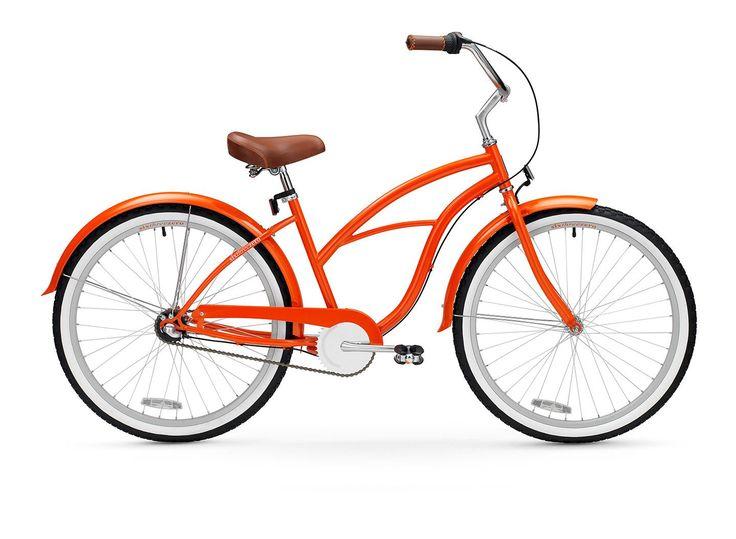 Dreamcycle Woman 3 Speed - Women's Beach Cruiser Bike