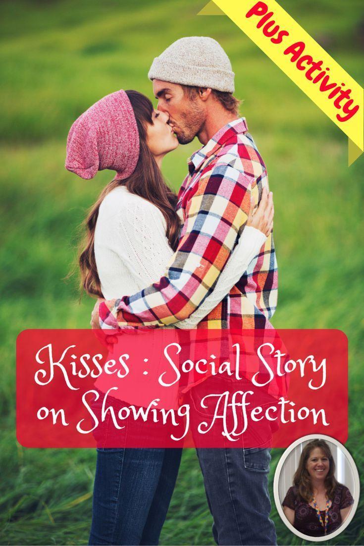 Kisses Social Story contains material specifically designed for students with special learning needs, especially autism. This social story on showing affection addresses appropriate ways to show affection to people they come in contact with during the day