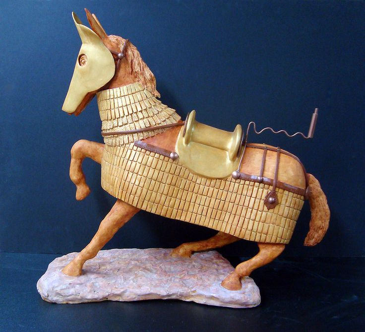 가야의 말 갑옷-Gaya's horse armor
