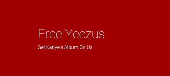 Kanye West – Yeezus album & a CHVRCHES album FREE in Google Play - http://www.aivanet.com/2013/12/kanye-west-yeezus-album-a-chvrches-album-free-in-google-play/