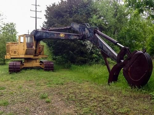 1974 P&H H-418 Excavator for sale by owner on Heavy Equipment Registry  http://www.heavyequipmentregistry.com/heavy-equipment/16929.htm