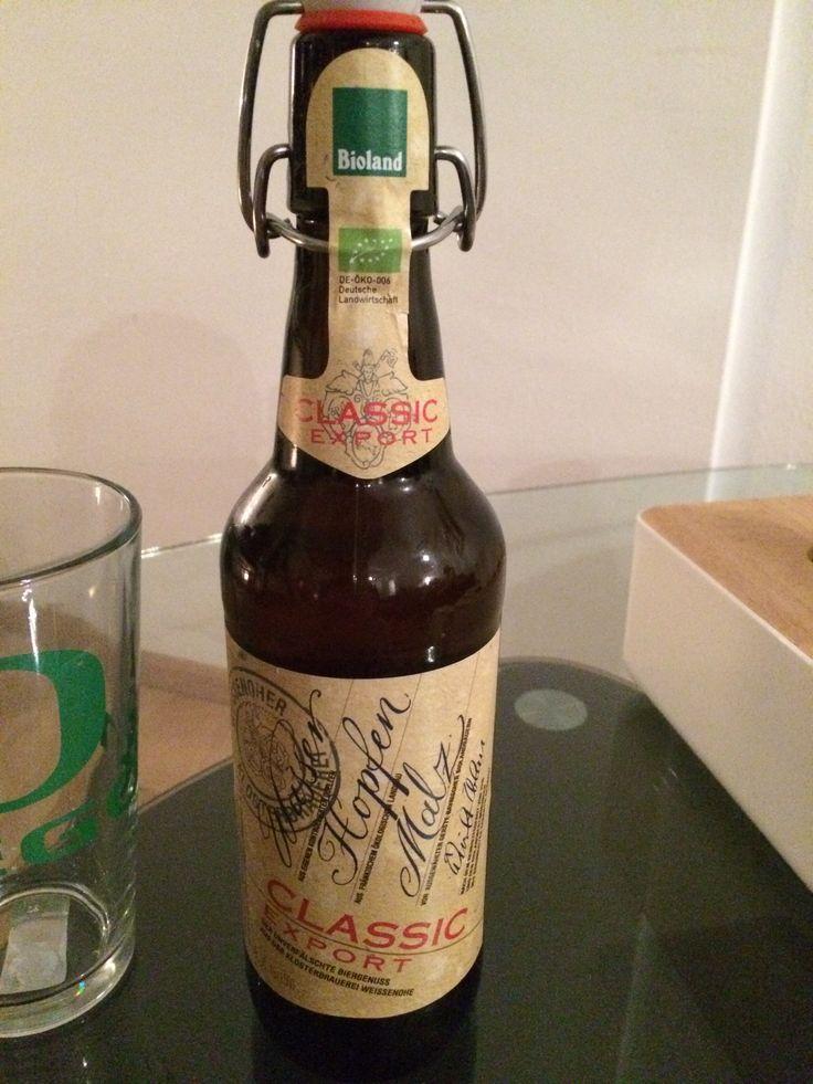 Deutsche bio-beer