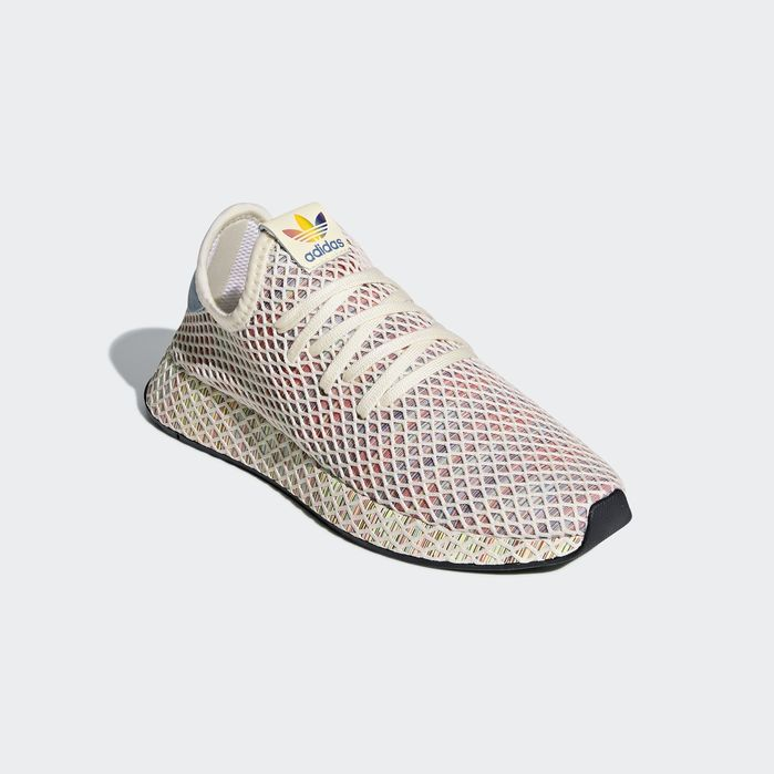 Deerupt Pride Shoes | Pride shoes, Cream shoes, Shoes