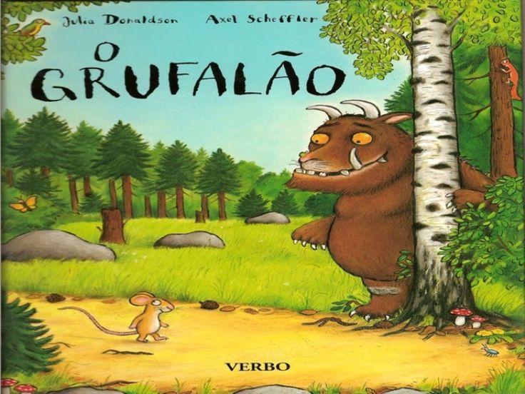 O Grufalão by Mª João Palma via slideshare