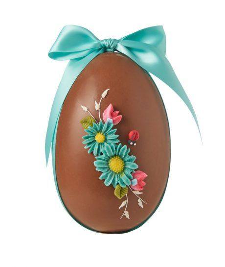 London's luxury Easter eggs: Fortnum & Mason Hand Decorated Egg