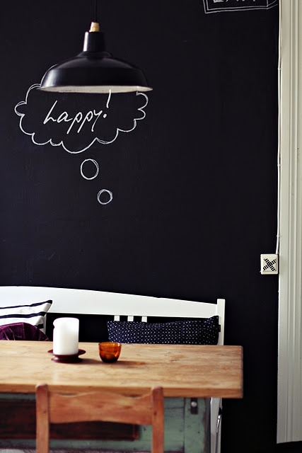 29 best images about chalkboard in kitchen on pinterest. Black Bedroom Furniture Sets. Home Design Ideas