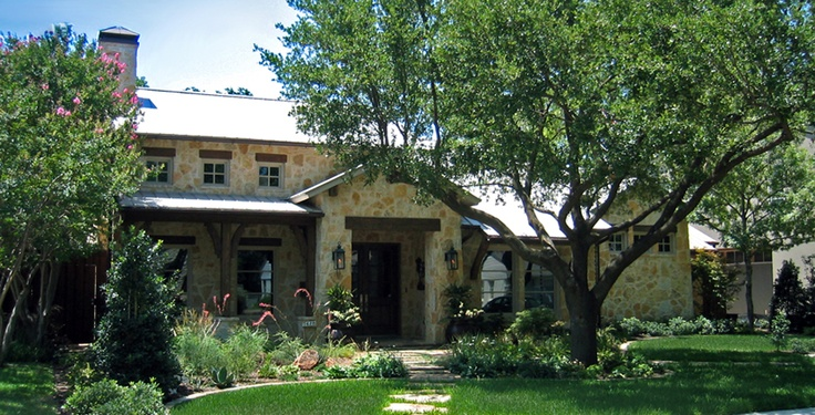 Texas Hill Country Home.