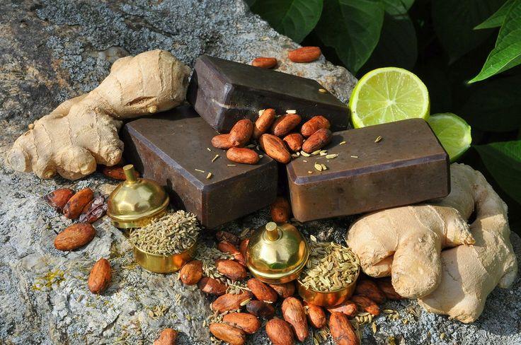 #natural #soap #handmade #organic #chocolate