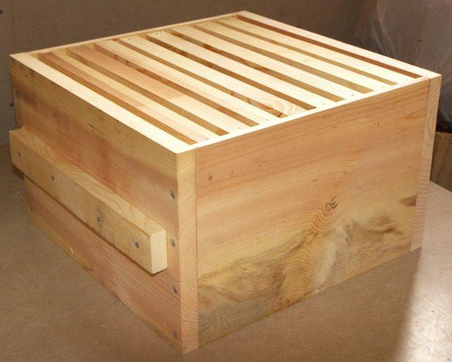 Warre Hive Box - construction plans
