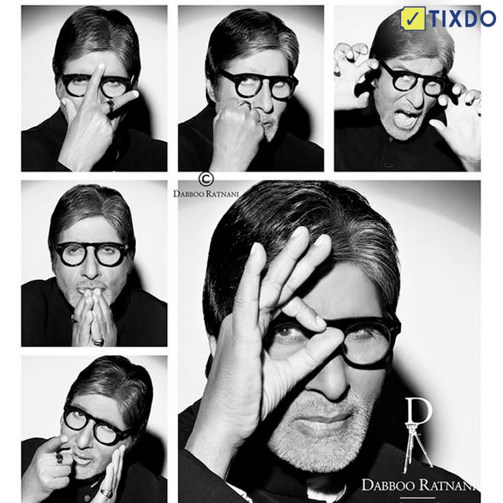 If your 2016 was not good, you probably didn't have a #DabooRatani calendar. #Amitabh Bacchan  #ThrowbackThursday // #BollywoodStars