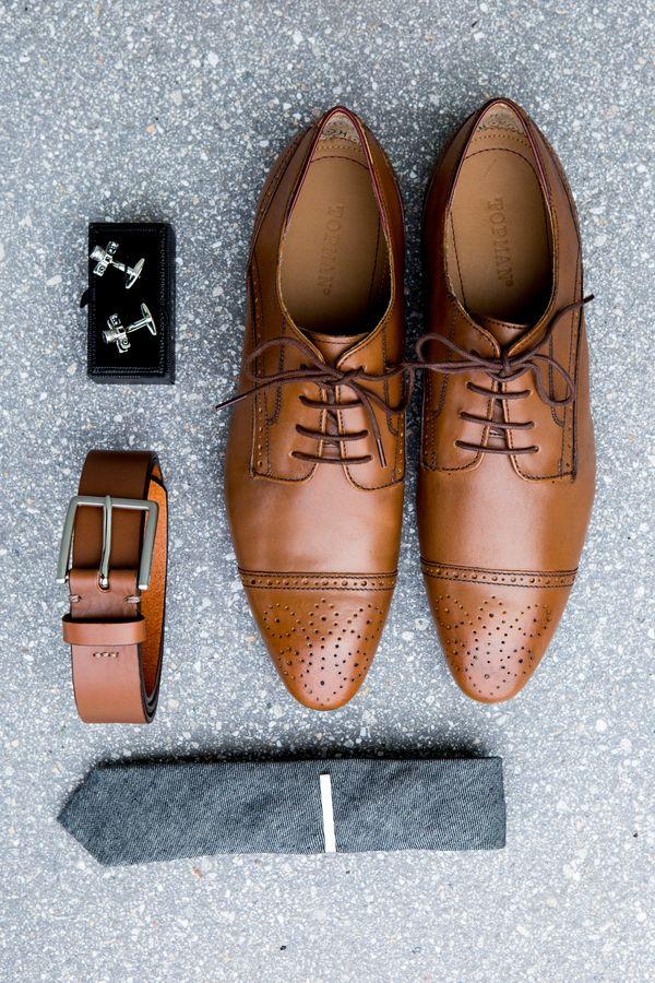 Groom essentials