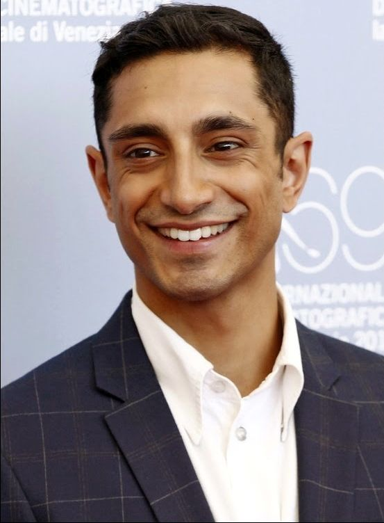 """Star Wars Rogue One: Riz Ahmed plays """"Bodhi Rook"""" a rebel soldier. Ahmed was among a group of young actors who had been meeting with Edwards for the last month in London while the director prepped for the film. Sources say Ahmed's chemistry test with Felicity Jones separated him from the pack for Edwards and production execs."""