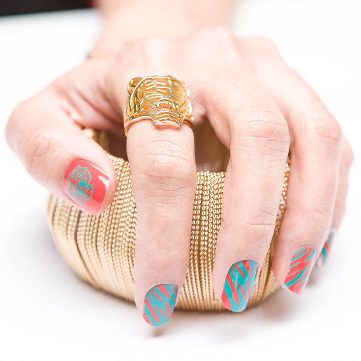 23 best images about Gummi Nails Fall 2013 on Pinterest ...