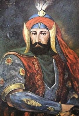 Murad IV was also a poet, a calligrapher, and a lover of art and science. He hired architects from India's Mughal Empire (you know, the guys who built the Taj Mahal) to come build amazing structures in Istanbul. He refurbished the mosque in Mecca. He encouraged science and military tech, including one time when he offered a fat sack of gold to help fund a guy named Hezarfen Ahmed Celebi undertake the longest unpowered sustained flight history had ever seen, sailing 15 miles across the…