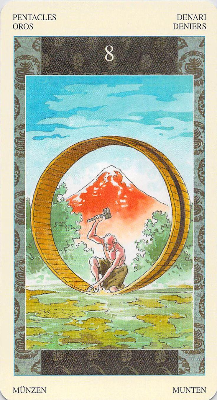 80 Best Images About Tarot Samurai On Pinterest