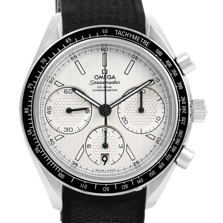 15464 Omega Speedmaster Racing 40mm Mens Watch 326.32.40.50.02.001 Box Card SwissWatchExpo  sc 1 st  Pinterest & Best 25+ Second hand omega watches ideas on Pinterest | Omega ... azcodes.com