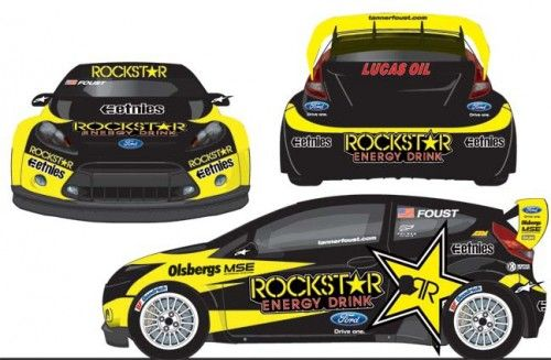 Rockstar Energy Drink : Breaking Drift News