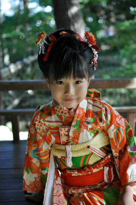 Japan 日本髪