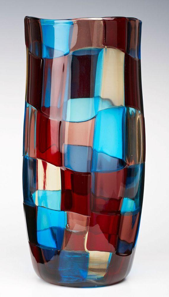 38 Best Fulvio Bianconi Images On Pinterest Murano Glass Glass