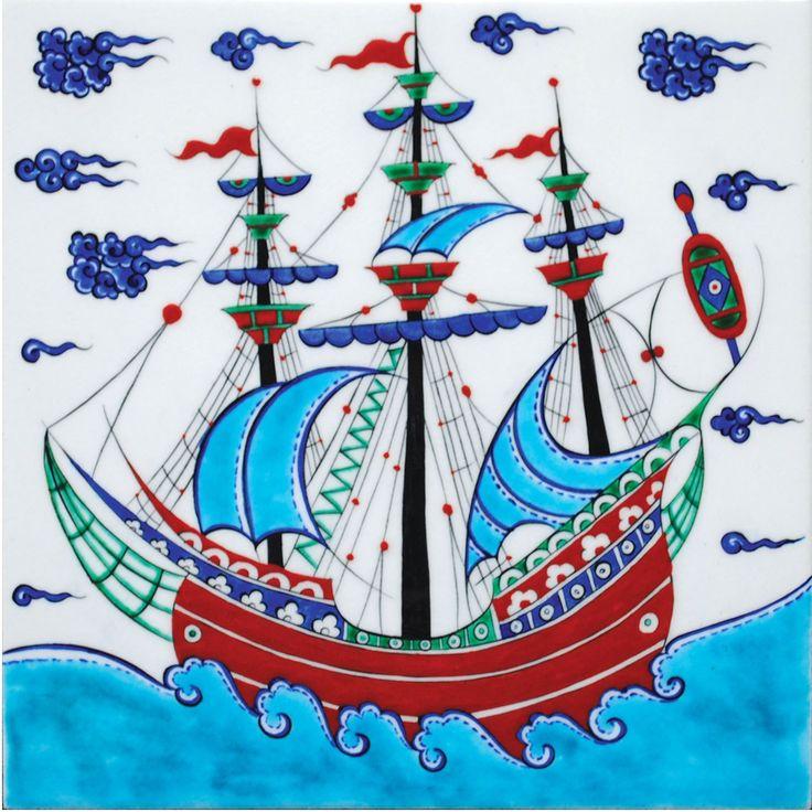 İznik Çini Mehmet Gürsoy UNESCO Yaşayan İnsan Hazinesi