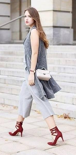 VERONA SHOES Street style ! Tamaris lace up 24418 www.verona-shoes.gr