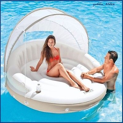Huge-Inflatable-Floating-Canopy-Sunshade-Pool-Island-Beach-Party-Raft-Float-78