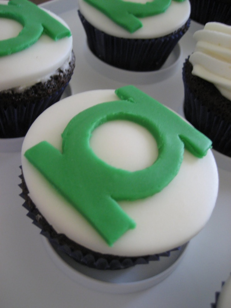 Green Lantern... Brilliant!