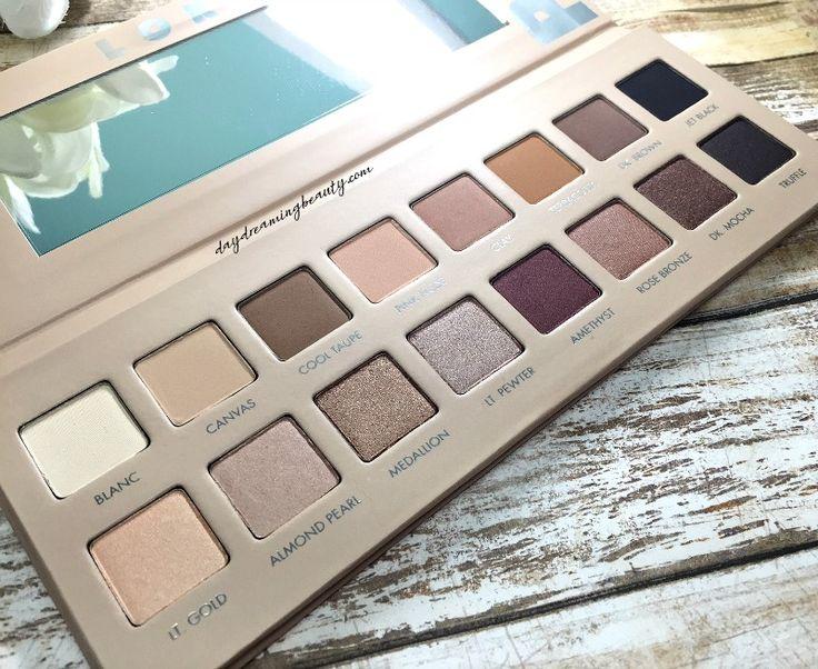 LORAC Pro 3 palette - daydreaming beauty