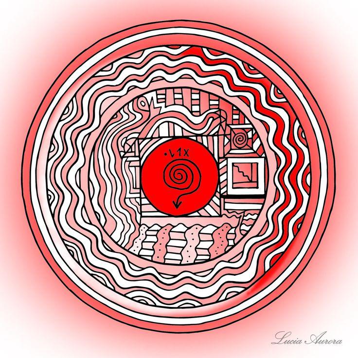 Mandala of grounding (aris)
