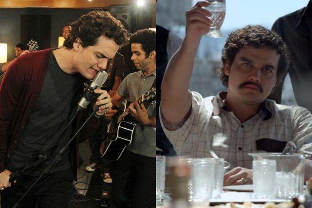 Quando il Pablo Escobar di Narcos era un cantante, il passato artistico di Wagner Moura