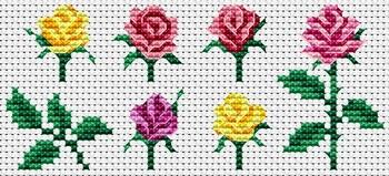 Viras de lençol florais com fronhas com iniciais