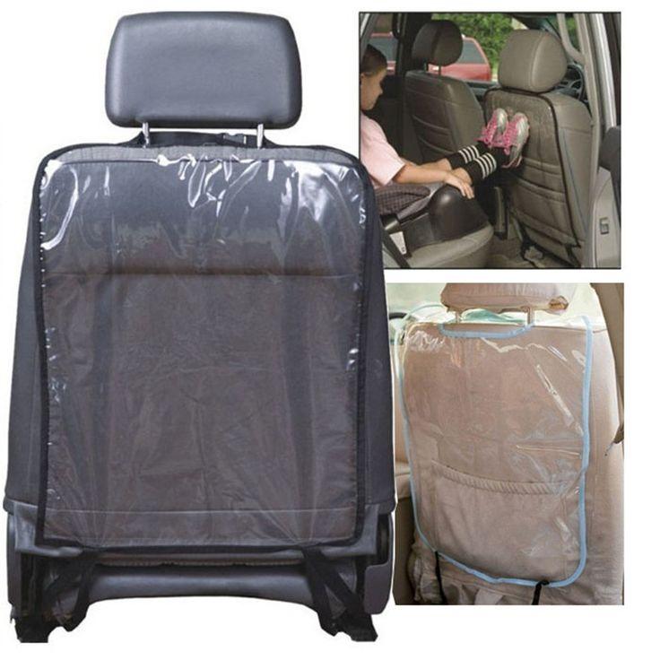 高品質車カバー車の自動車シートバックプロテクターカバーのため子供kickマット泥クリーン子安全座席アクセサリー