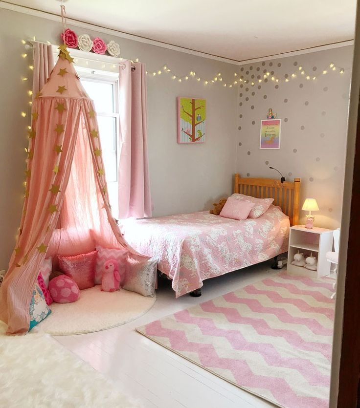 Pretty Room Decorations Pink Girls Bedroom Ideas Pretty: 65 Cute Teenage Girl Bedroom Ideas: Stylish Teen Girl Room
