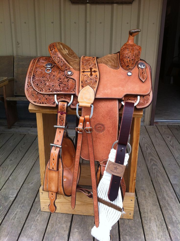rough out rope saddle - Google Search