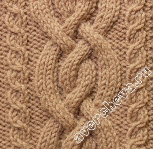 cable stitch pattern