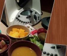 Recipe Lunch Box Fruit Jellys by jackic - Recipe of category Basics