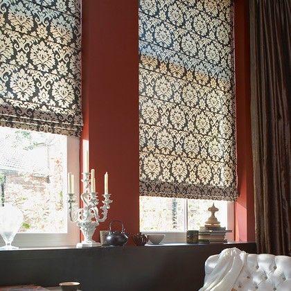 ber ideen zu raffrollo auf pinterest. Black Bedroom Furniture Sets. Home Design Ideas