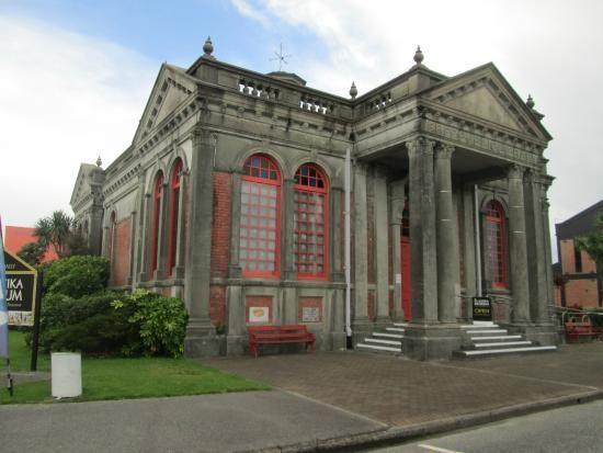 Photo of Hokitika Museum