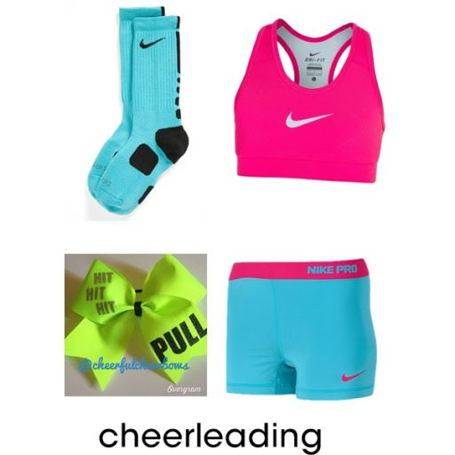 Forget the cheer leading part and take the bow away... Something I'd wear!!