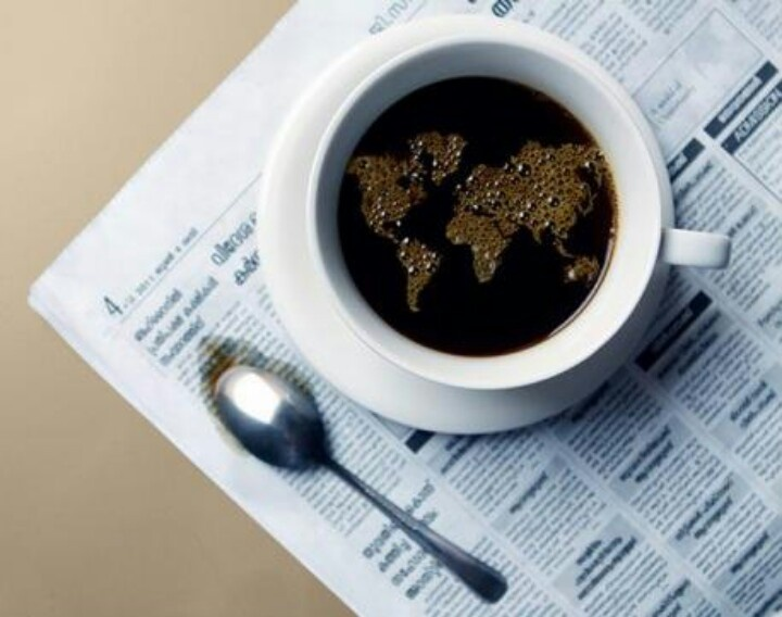 Coffee time or time to travel