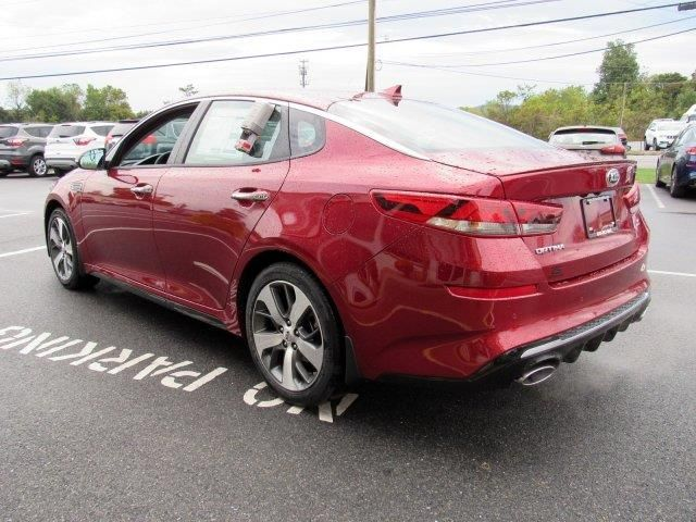 2020 Kia Optima S Kia Optima Chrome Door Handles Illuminated Vanity Mirrors