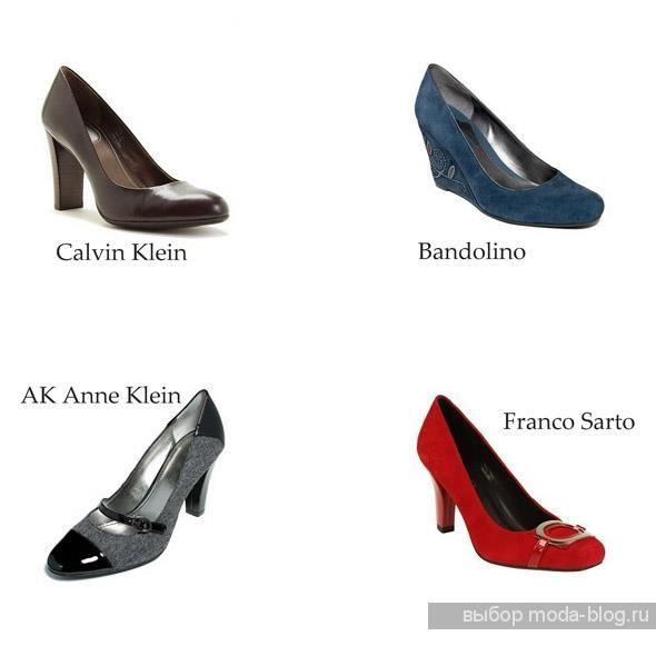 Туфли для деловой одежды