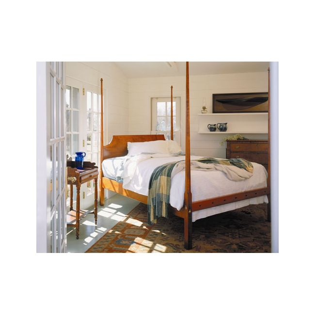 From Leonards   I Like The Clean Style And Tall Posts. Will . This Bed