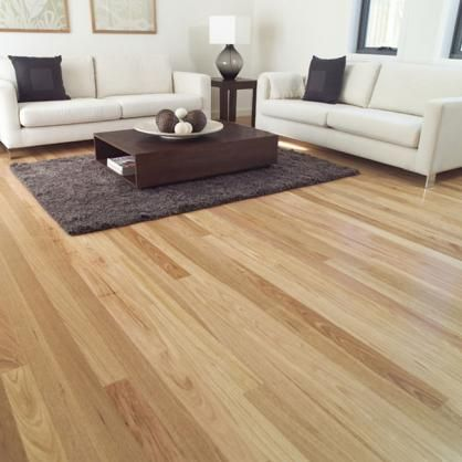 beautiful floors - Laminate, more durable and alot cheaper than wood with a more consistent colour selection