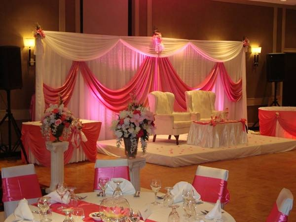 Backdrop Draping Wedding Style Design Ideas Pinterest
